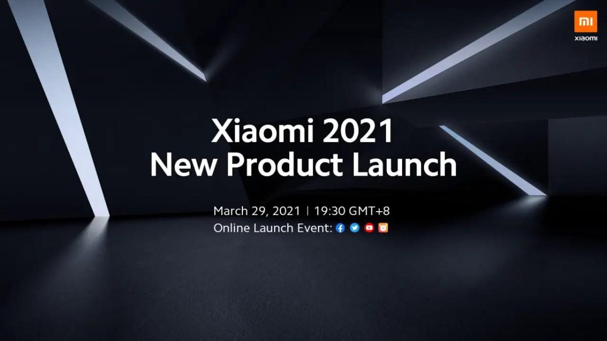 Xiaomi Megalaunch