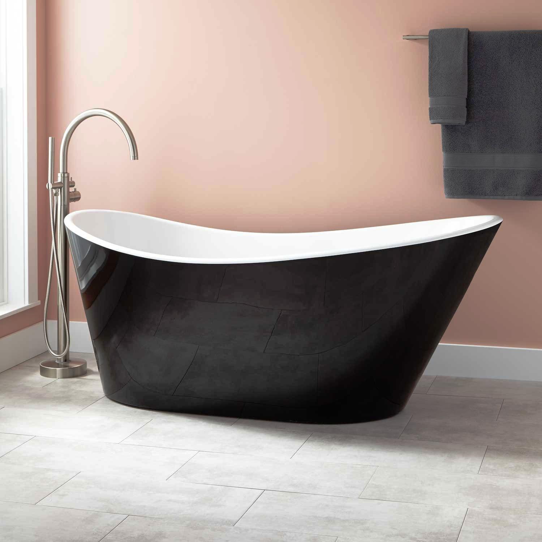 Boyce Freestanding Acrylic Tub Reviews Schmidt Gallery