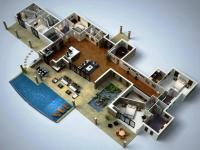 Modern Floor Plans For Ranch Homes  Schmidt Gallery ...