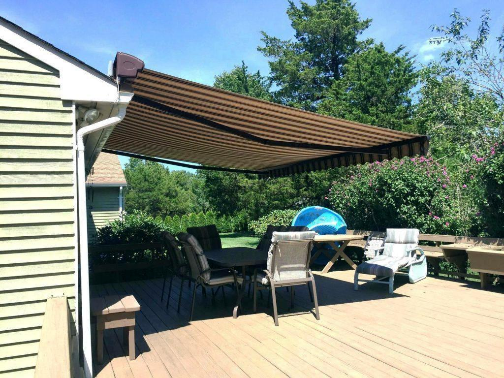 Patio Awning Gutters