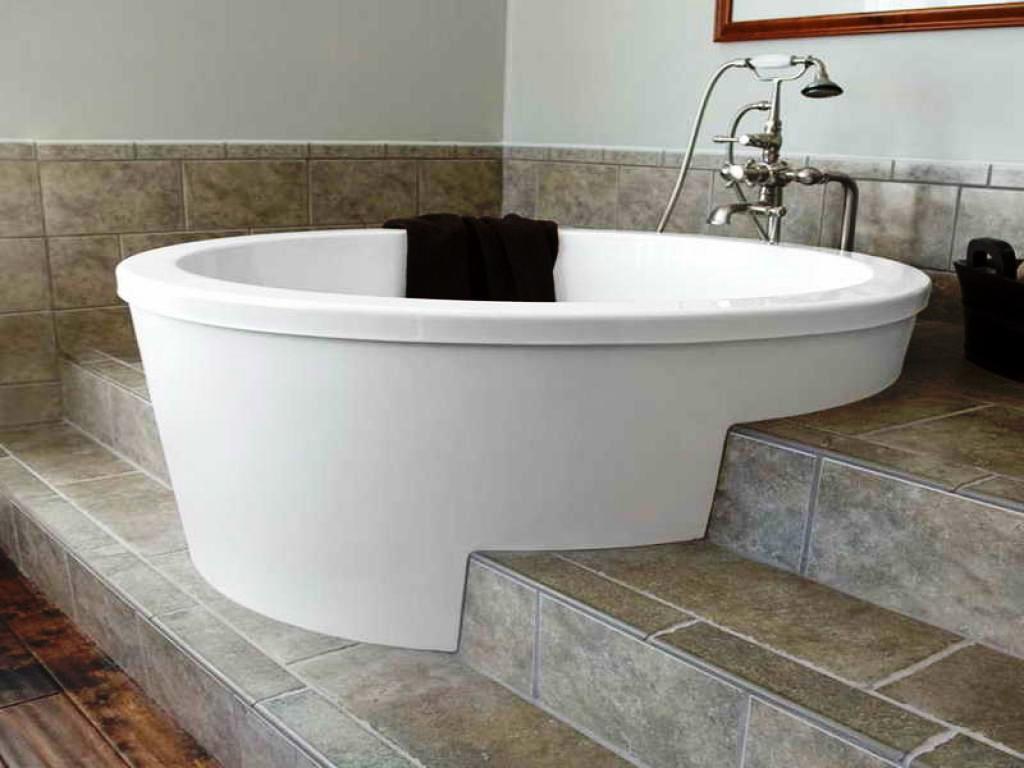 Small Soaking Tub Freestanding Schmidt Gallery Design