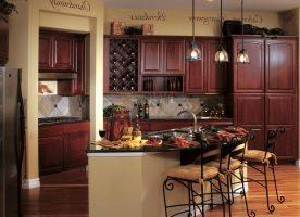 Kitchen Soffit Decorating Master Ideas — Schmidt Gallery ...