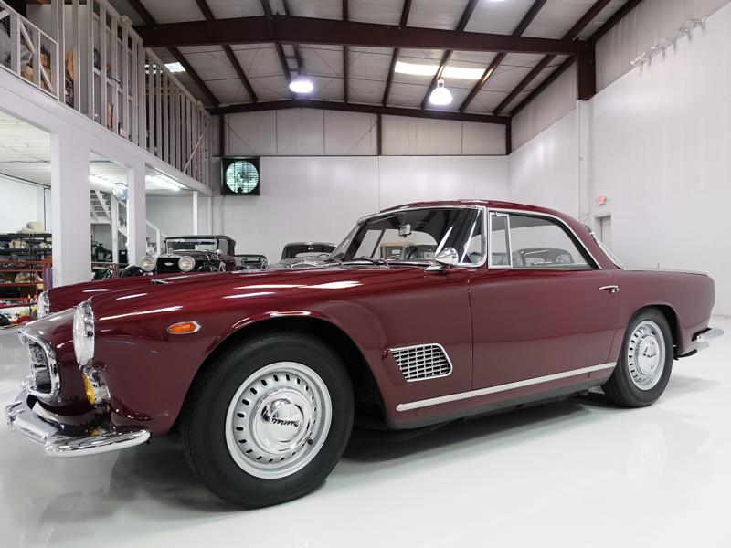 1960 Maserati 3500 Gt Coupe For Sale Daniel Schmitt Co