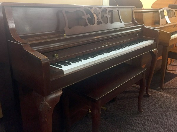 Used Kawai 503m Upright Piano Schmitt Music - Year of Clean