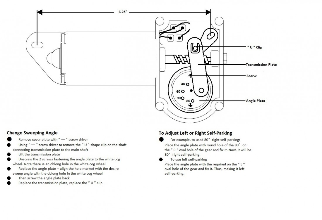 Boat Windshield Wiper Motor Wiring Diagram | Wiring Diagram on