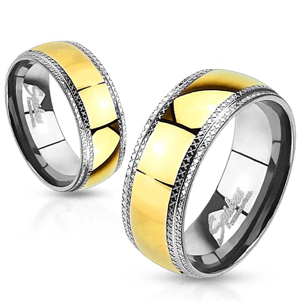 Partnerring Verlobungsring Herren Ring Damenring Edelstahl Zirkonia Band Ring  eBay