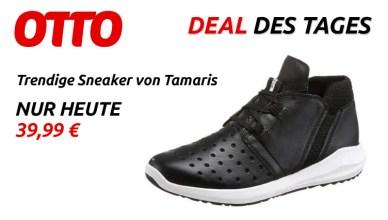Trendige Sneaker von Tamaris
