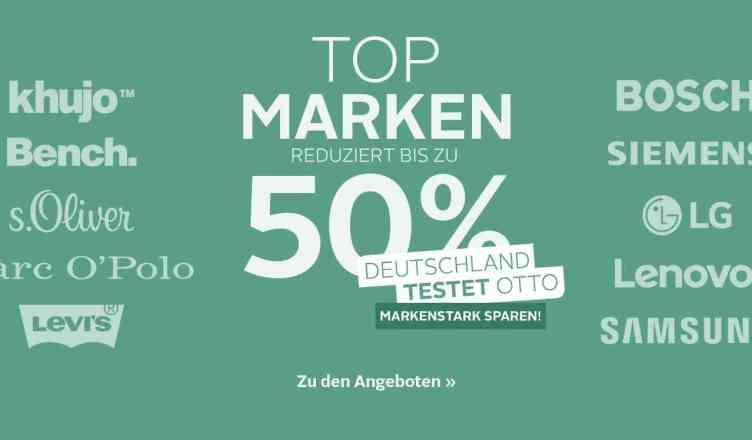 Top Marken reduziert bei OTTO