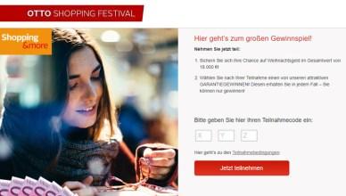 Otto Shopping Festival