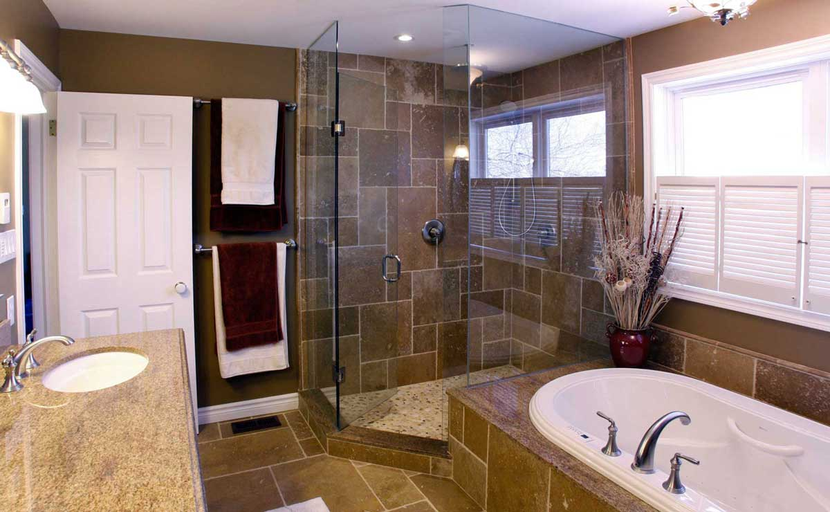 Bathroom Designs 10 X 8