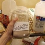 Grandma (do not eat!)