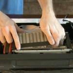 Videorekorder-Tuning