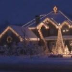 Krasse Weihnachtsbeleuchtungen