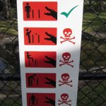 Krokodil im Zoo