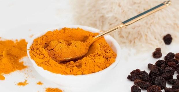 Curry für die Currysauce