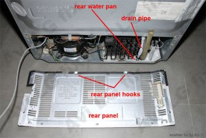 Ge Profile Refrigerator Problems  Wiring Diagram Pictures