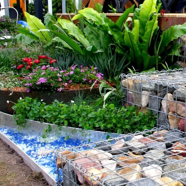 glass landscaping mulch - schneppa