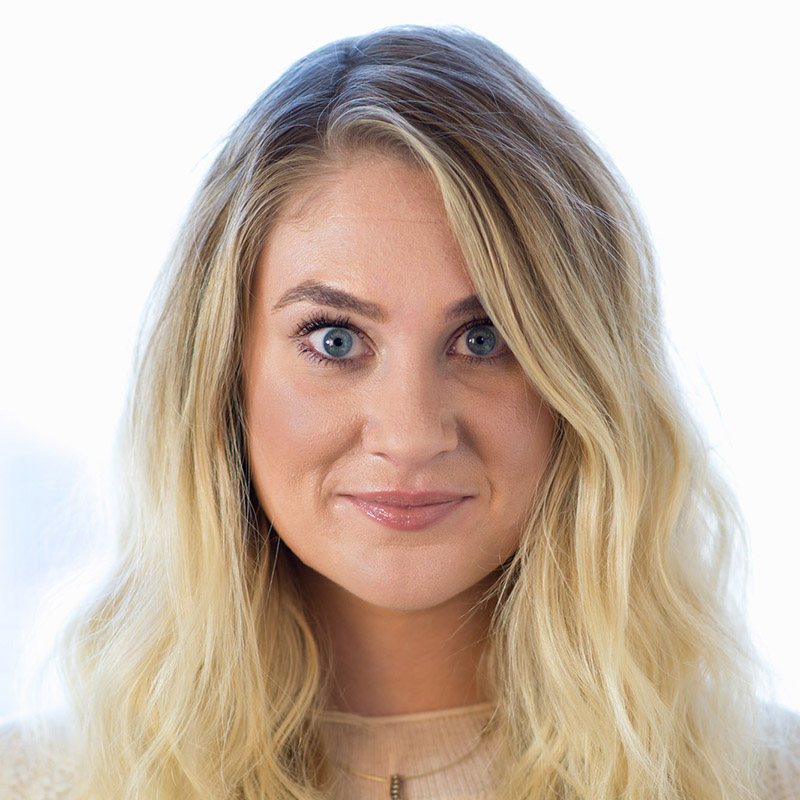 Caitlin Pihl, Content Manager