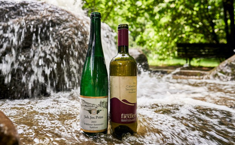 Wein Podcast Mosel Burgenland