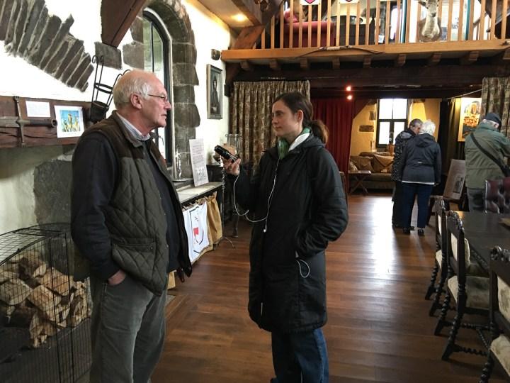 Interview Fee und Patrick McCarthy
