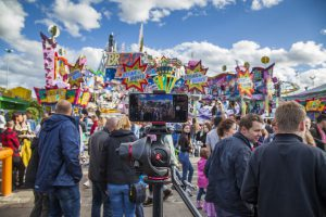 Workshop Fotografieren und Filmen mit dem Iphone auf dem Cannstatter Wasen