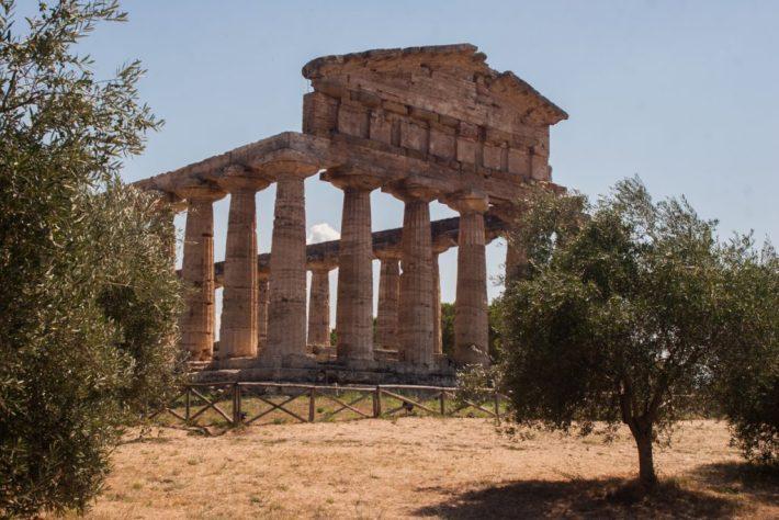 Athenetempel in Paestum