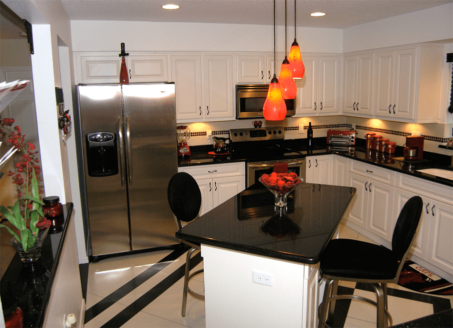 Remodelled Kitchens In Tampa
