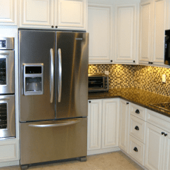 Wine Rack Island Kitchen Foldable Cart Remodelled Kitchens In Tampa