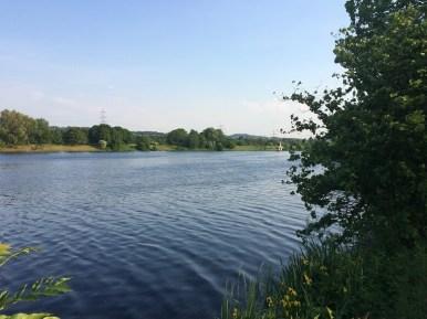 Blick auf Kemnader See
