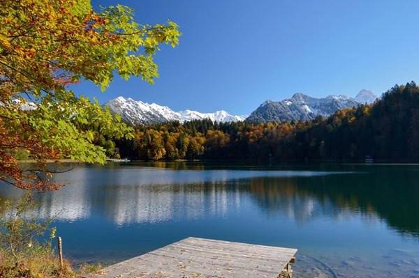 Oberstdorf  Im Herbst mit allen Sinnen erleben  Schne