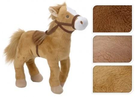 29897-Kuscheltier--Plueschtier--Pferd--Ponny--28x32