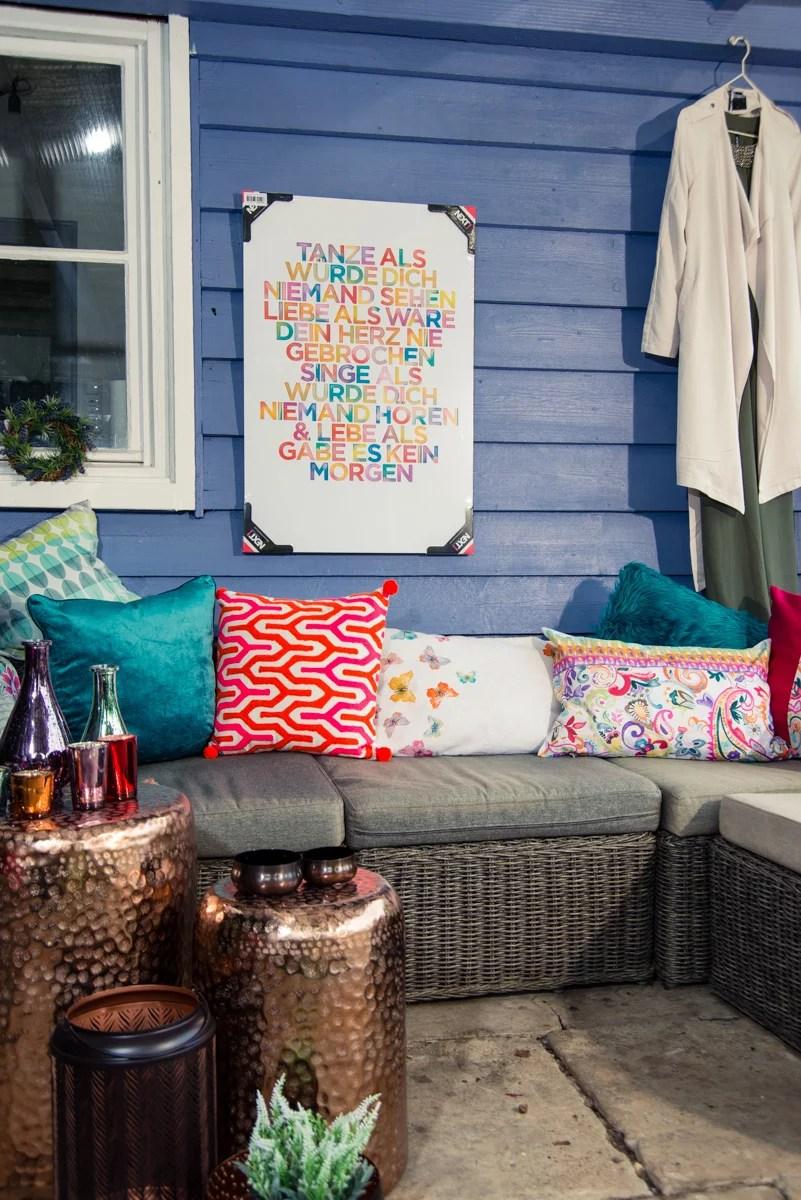 Du möchtest deine Räume originell, kreativ und einzigartig gestalten, ohne dich komplett neu einzurichten? Dann ist der Boheme Stil perfekt für dich!