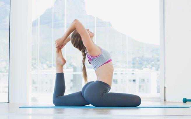 Hatha Yoga fr jede Lebenslage Die 20 besten YogaVideos