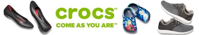 Schoenmaat omrekenen Crocs