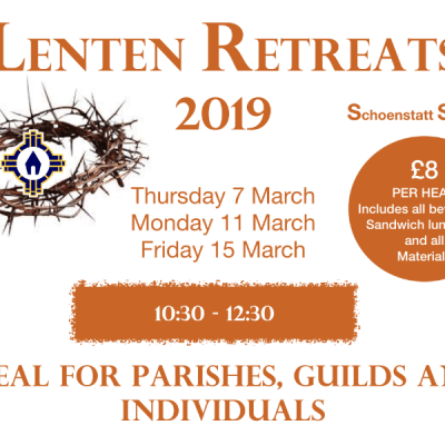 Preparation for Lent