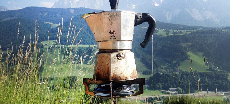 Gebrauchsanleitung Espresso Moka Express