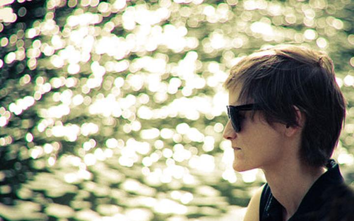Anne in München an einem Sommertag 2012 (Fotograf: Martin Waury)
