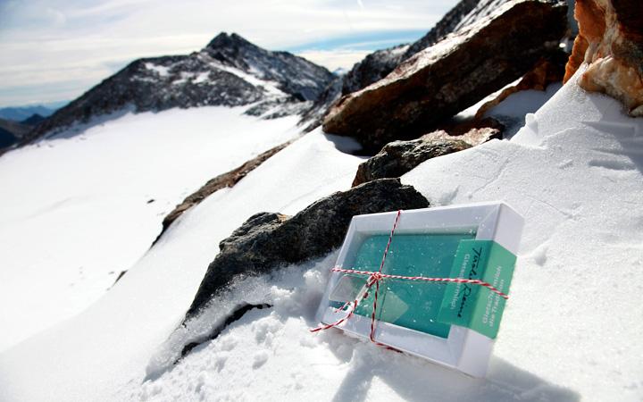 Tiroler Reine Seife Gletschermilch