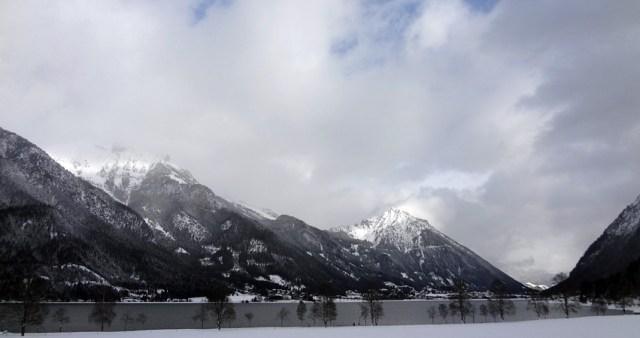 Achensee im Winter