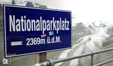 Nationalparkplatz