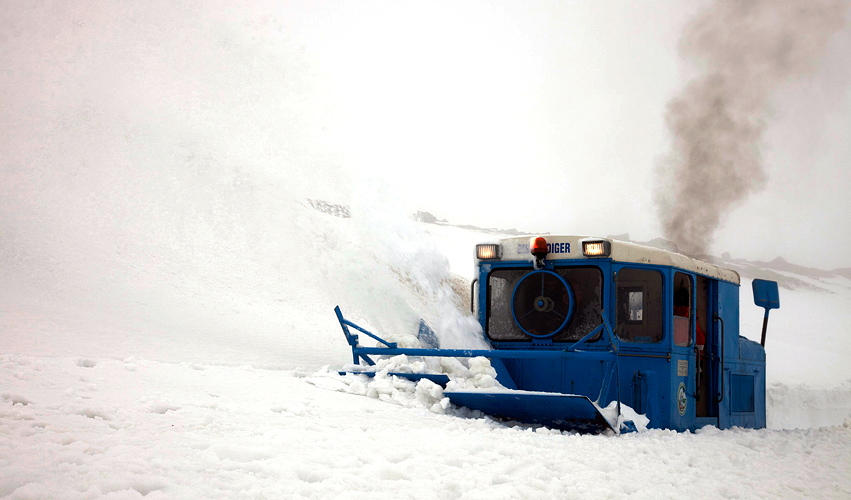 Wallack Schneepflug