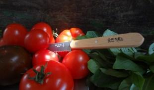 Tomaten mit Opinel