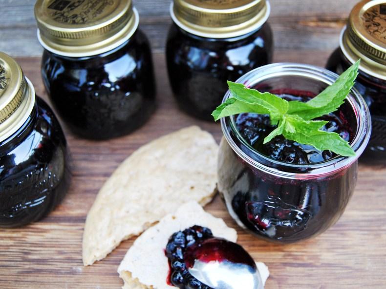 Blaubeermarmelade - Heidelbeermarmelade - Einfaches Rezept