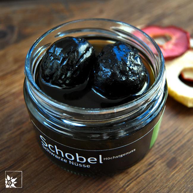 Schobel Höchstgenuss - Schwarze Nüsse