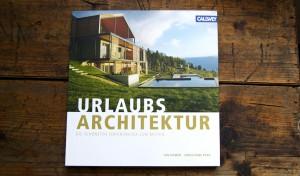 Buch Urlaubsarchitektur vom Callwey Verlag