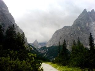 Weg ins Tal