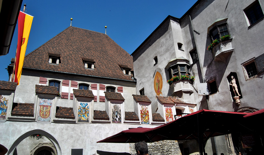 Rathaus Hall in Tirol
