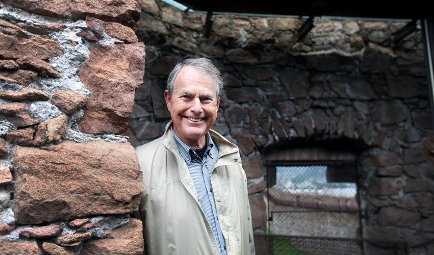 Architekt und Buchautor Andreas Gottlieb Hempel