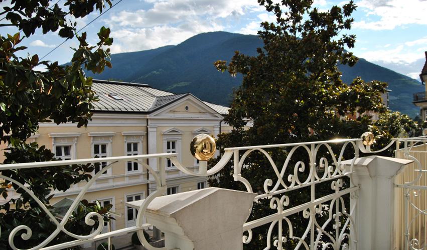 Aussicht - Imperial Art Hotel Meran