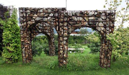 Skulpturen im Kränzelhof